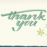 Violet Smythe (thank you card)