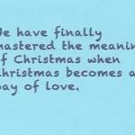 Louise Dudar - Christmas Card 2010 (inside)