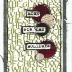 Maureen Dyson-Berris - Christmas Card 2010