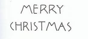 Margot Ferris - Christmas Card 2010 (inside)