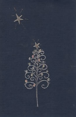 Anne Seymour - Christmas Card 2010