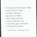 Anne Seymour - Christmas Card 2010 (inside page 2)