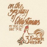 Violet Smythe - Christmas Card 2010