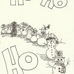 Penny Stock - Christmas Card 2010