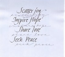 Patricia Williams - Christmas Card 2010 (inside)
